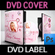 Baby Shower Wedding DVD Template Vol.2 - GraphicRiver Item for Sale