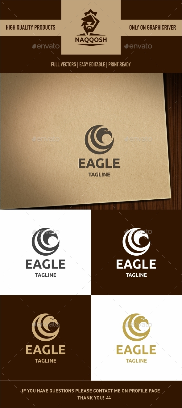 GraphicRiver Eagle 9875454