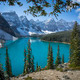 Moraine Lake, Banff National Park - PhotoDune Item for Sale