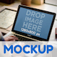 Macbook Pro Mockup on Coffee Table - GraphicRiver Item for Sale