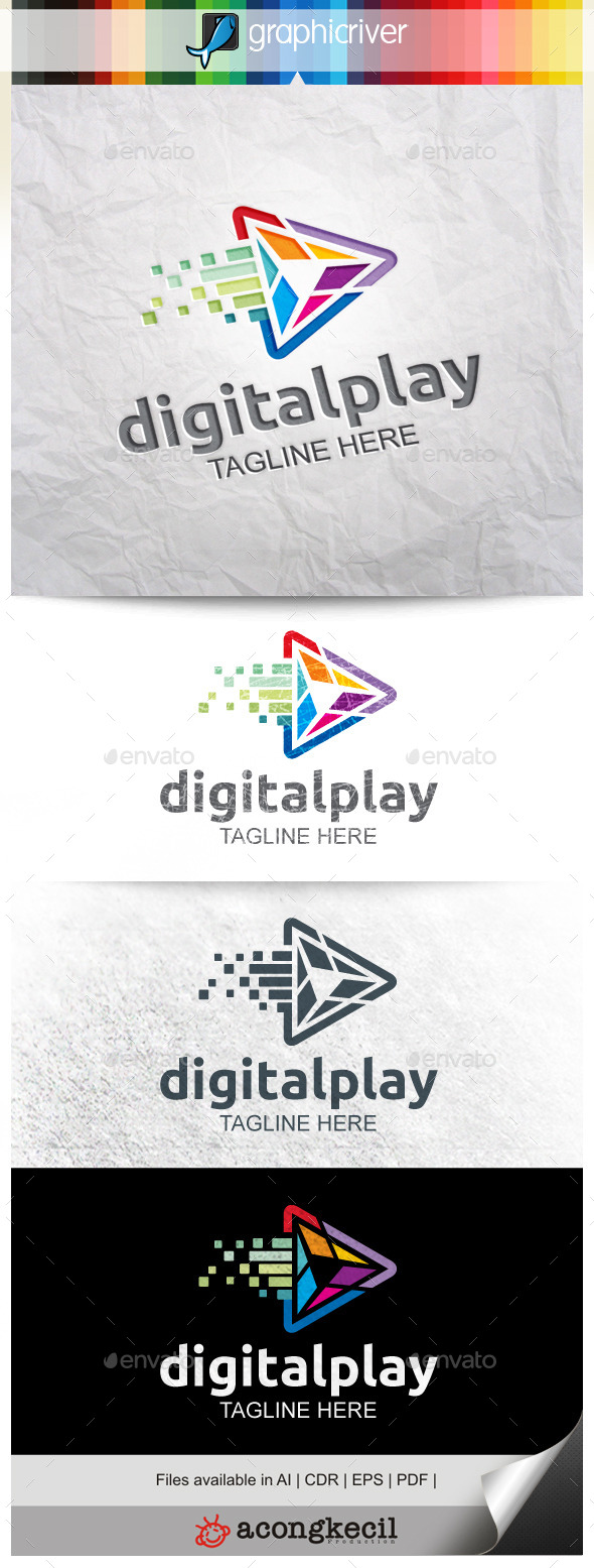 GraphicRiver Digital Play 9876686