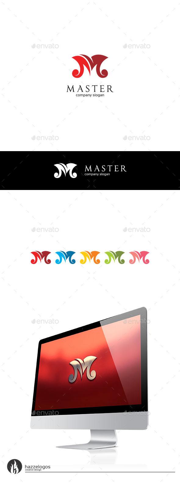 GraphicRiver Master Logo 9876698