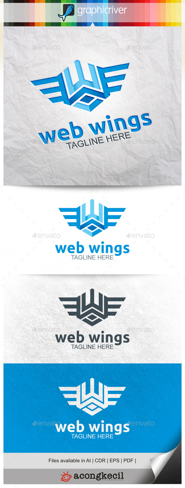 GraphicRiver Web Wings V.4 9877137