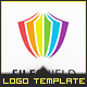 File Shield  - Logo Template - GraphicRiver Item for Sale