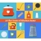 Set Icons of Kitchen Items - GraphicRiver Item for Sale