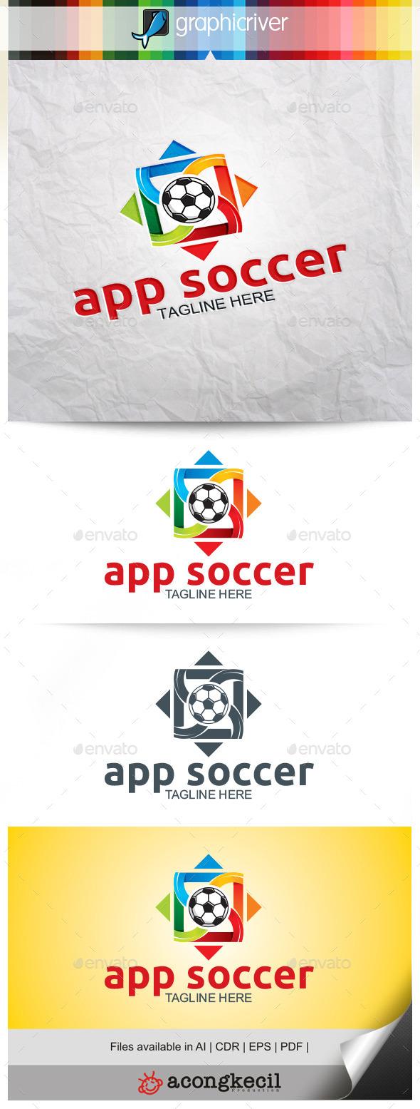 GraphicRiver App Soccer 9877816