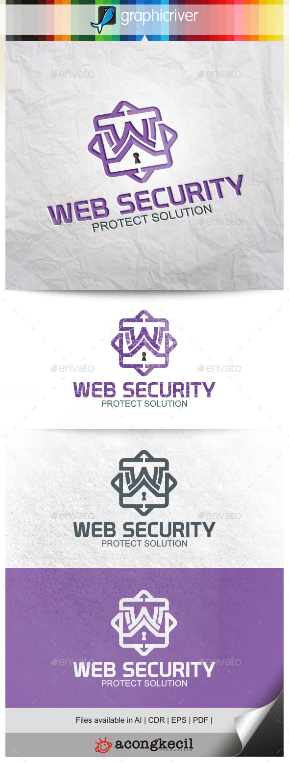 GraphicRiver Web Security V.5 9877829