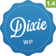 Dixie - A Responsive WordPress Blog Theme - ThemeForest Item for Sale