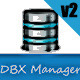 DBX Manager - CodeCanyon Item for Sale