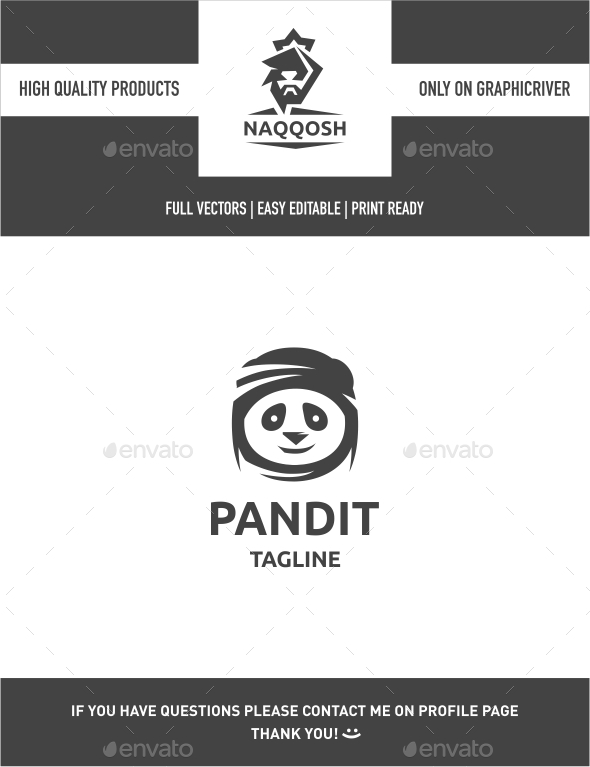 GraphicRiver Pandit 9878248