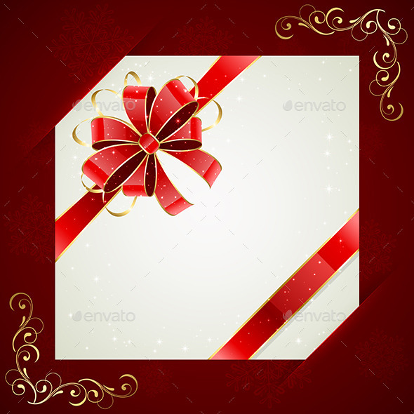 GraphicRiver Holiday Card 9878484