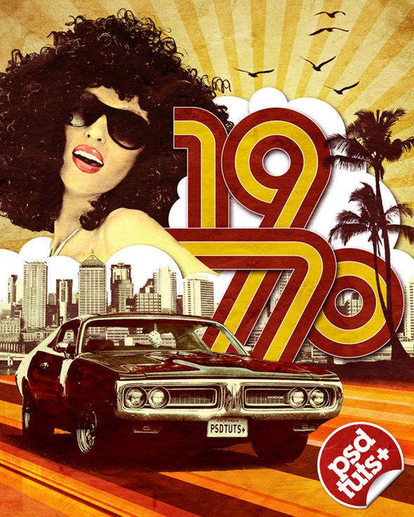 TutsPlus How to Create Cool Retro Graphics 125510