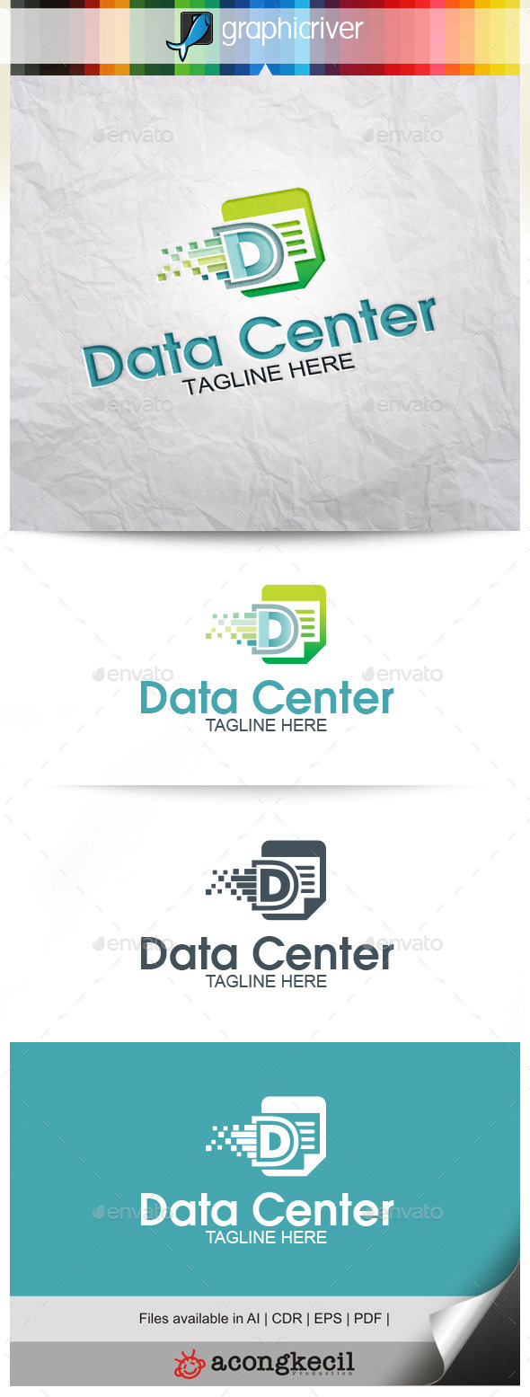 GraphicRiver Data Center 9878599