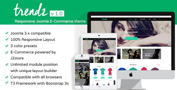 TP - Trendz Joomla eCommerce Template