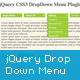 jQuery CSS3 DropDown Menu Plugin