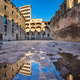 Placa del Rei and Palau Reial Major in Barcelona, Catalynia, Spa - PhotoDune Item for Sale