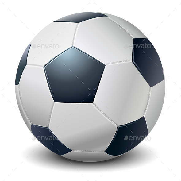 GraphicRiver Soccer Ball 9878838