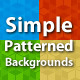 8 Color Pattern Backgrounds - GraphicRiver Item for Sale