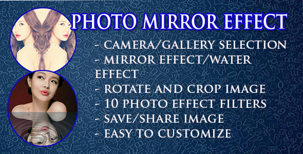 CodeCanyon Photo Mirror Effect 9878915