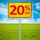 20 percent sale - PhotoDune Item for Sale