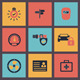 Vector Flat Web Icons Set 9 - GraphicRiver Item for Sale