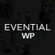 Evential - One Page Responsive Event WordPress Theme - ThemeForest Item for Sale