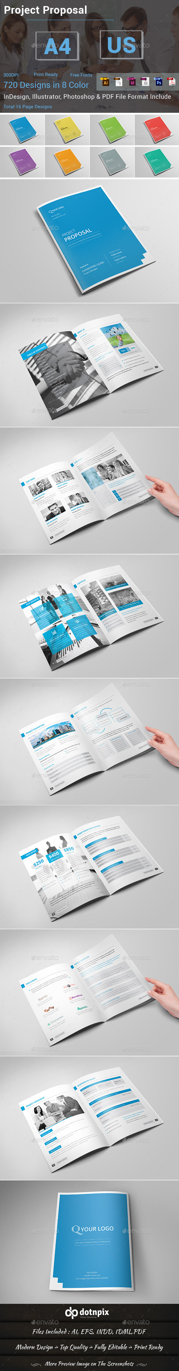 GraphicRiver Project Proposal 9832228