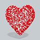 3D Heart spheres