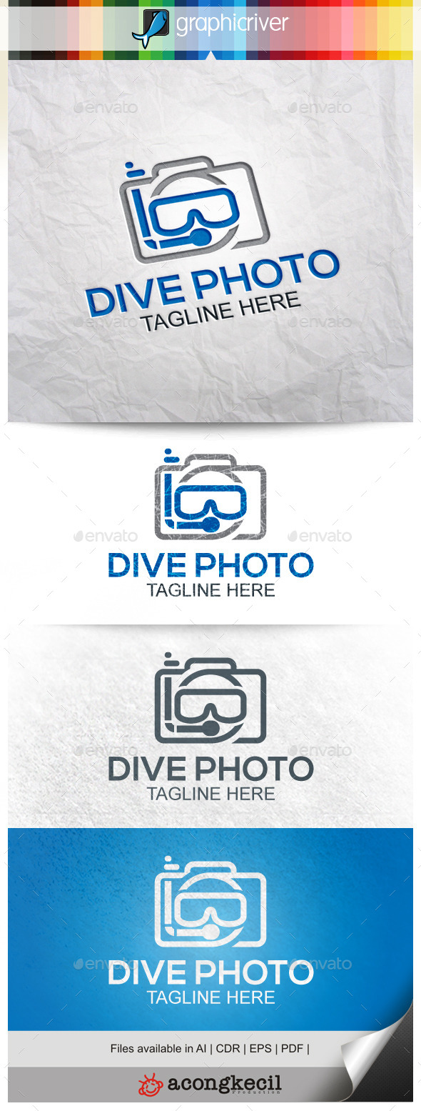 GraphicRiver Dive Photo 9894054