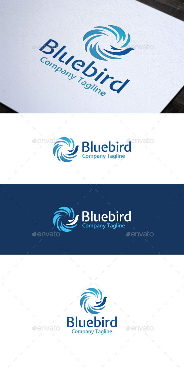 GraphicRiver Bluebird 9894128