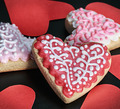 cookies for the holiday Valentine's day - PhotoDune Item for Sale