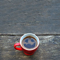 Ghost in cup of coffee - PhotoDune Item for Sale