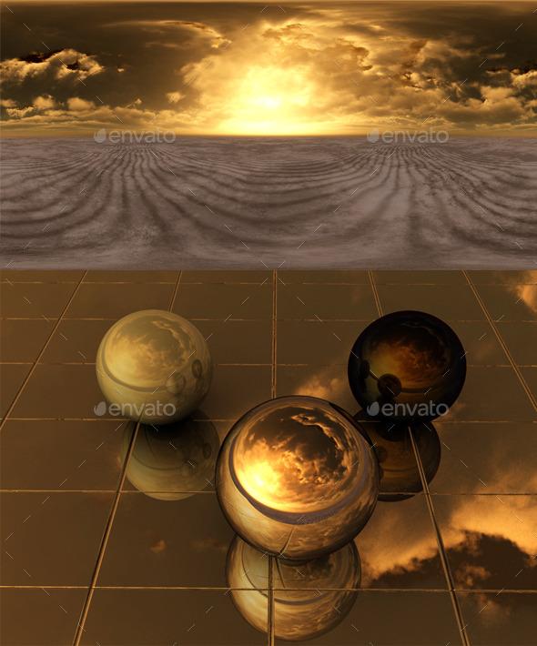 3DOcean Desert 201 9895279