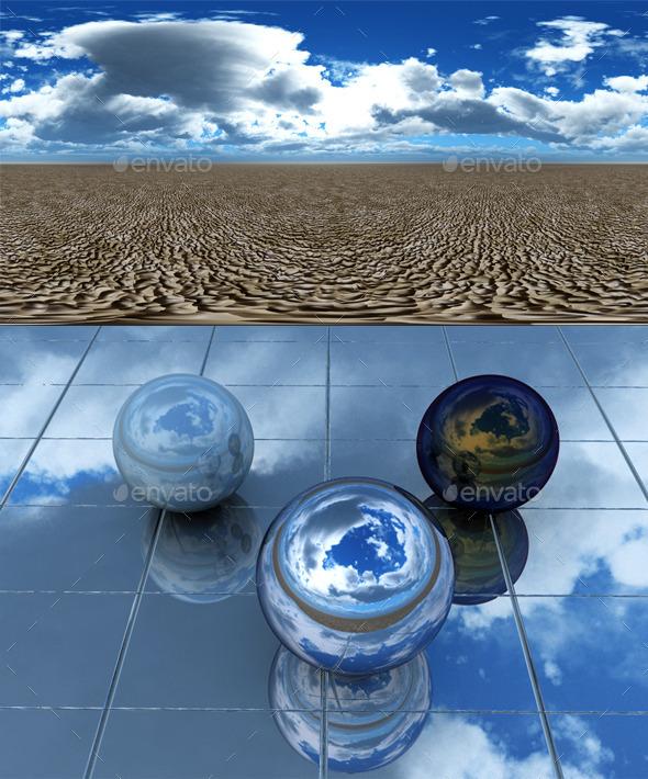 Desert 202 - 3DOcean Item for Sale