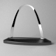 Scale 3D Gateway Arch Model