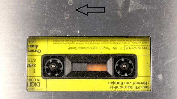 Cassette Rewind 07