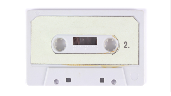 Cassette Tape Vintage Music 4