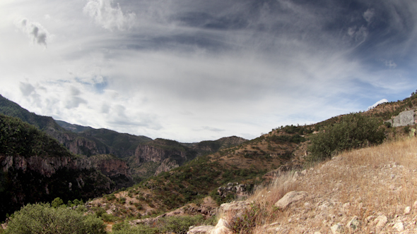 Copper Canyon Sierra Madre Mexico 2