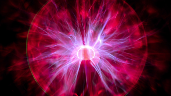 Electric Plasma Ball 3