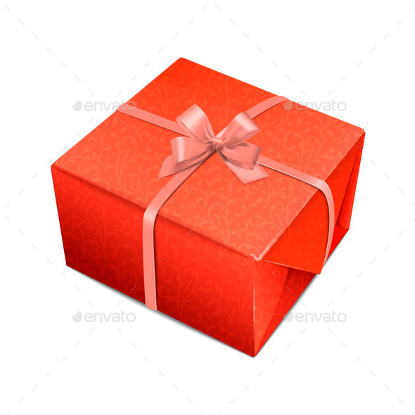 GraphicRiver Giftbox 9895476
