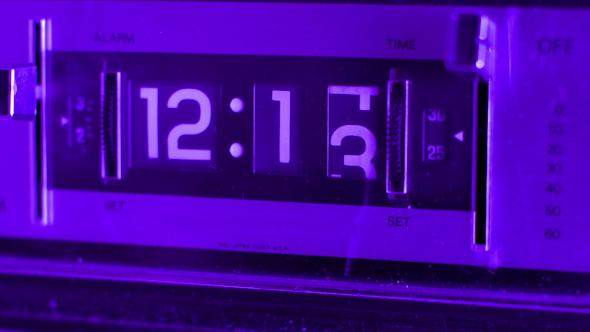Flip Clock 4