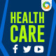 Health Care Social Media Graphic Pack - GraphicRiver Item for Sale