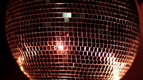 Funky Discoball Spinning 6