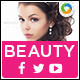 Health & Beauty Social Media Graphic Pack - GraphicRiver Item for Sale