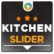 Kitchen & Cabinet Slider/Hero Image - GraphicRiver Item for Sale