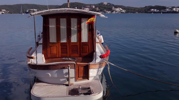 Menorca Boat 07