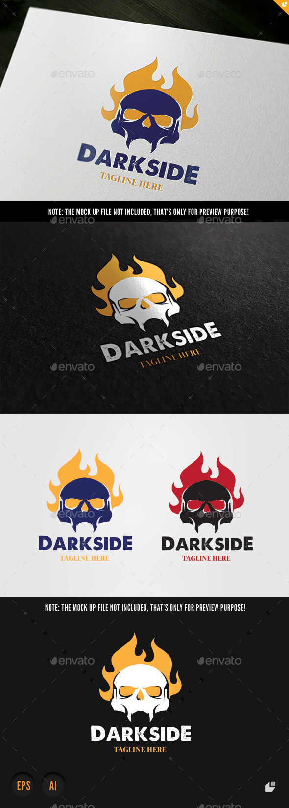 GraphicRiver Dark Side 9896580