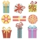 Present Boxes - GraphicRiver Item for Sale