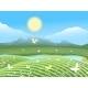 Spring Farm Landscape - GraphicRiver Item for Sale