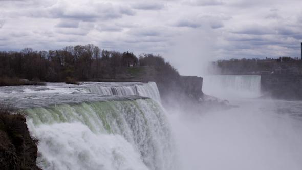 Niagara Falls Usa Canada 1